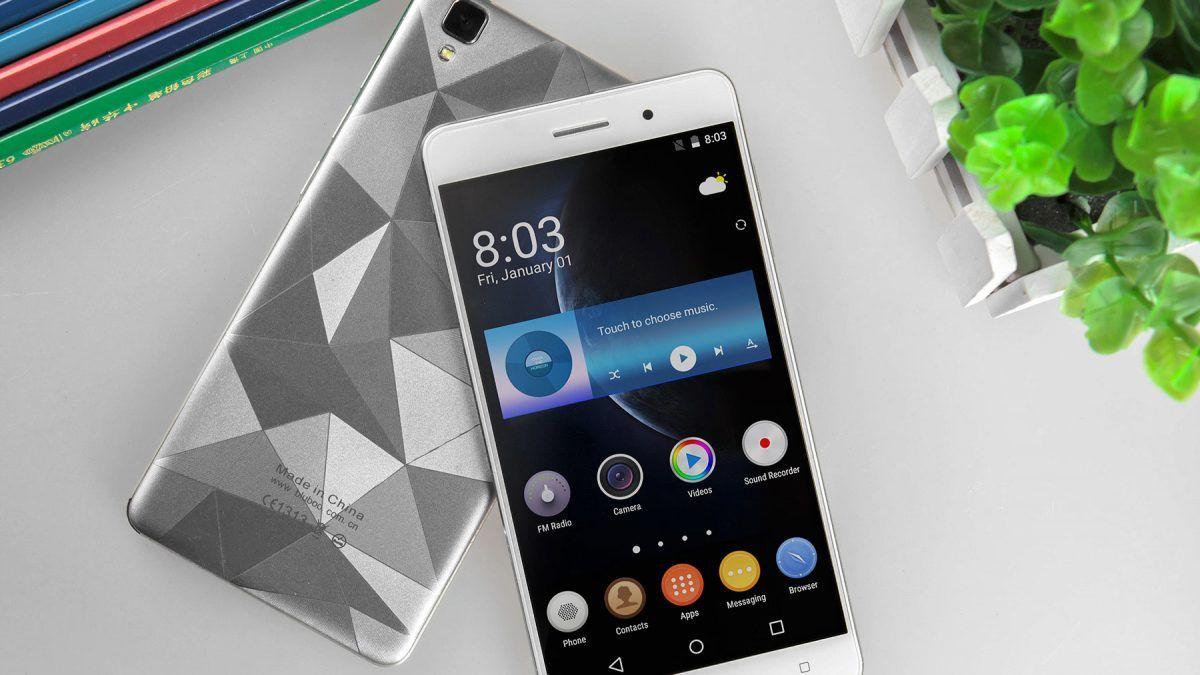 Le Bluboo Maya, un smartphone à moins de 80 € !