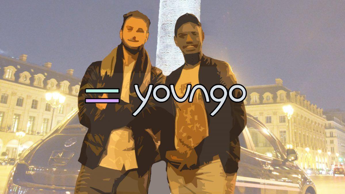 Youngo Paris, Un service de VTC écologique à moins de 10€ !