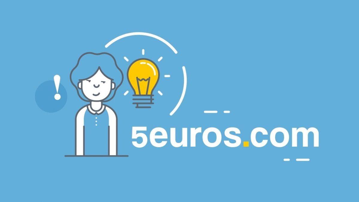 Achetez/Vendez des micros-services avec 5euros.com !