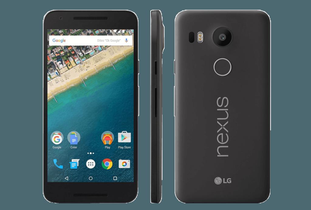 Smartphones Google LG Nexus 5x 32GB
