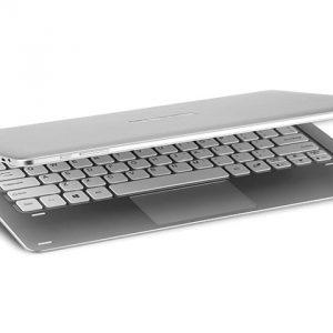 mode laptop avec le clavier dédié