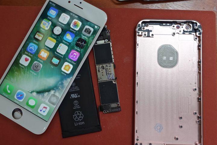 Un homme a fabriqué son propre iPhone DIY pour 300$