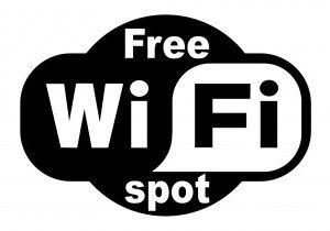 accès libre free wifi