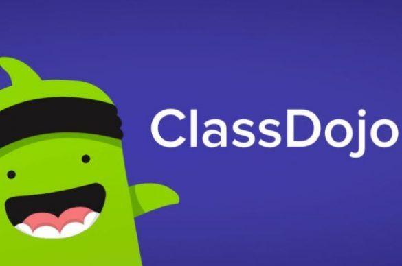 logo application téléphone classdojo élèves