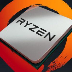 logo de la nouvelle gamme de microprocesseurs AMD