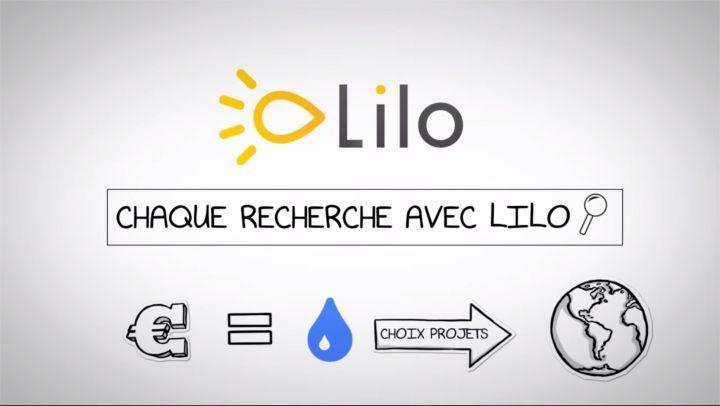 Lilo, le moteur de recherche solidaire