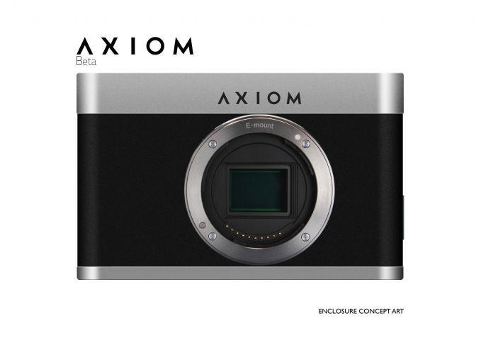 Une camera Open-Source – Apertus AXIOM
