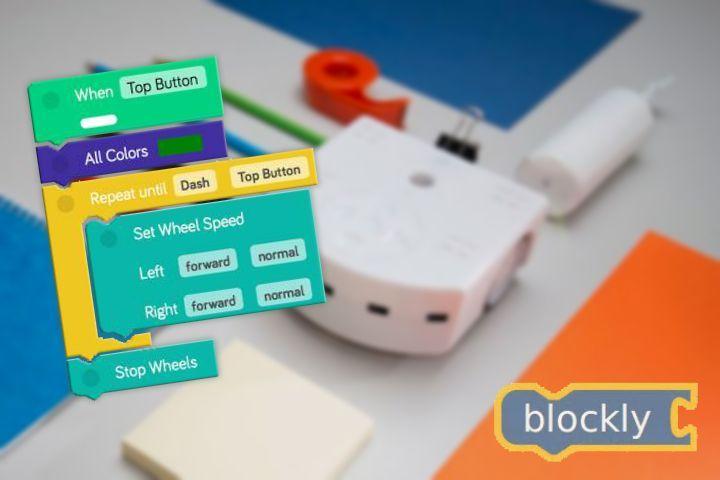Google Blockly : Familiariser les jeunes avec le codage
