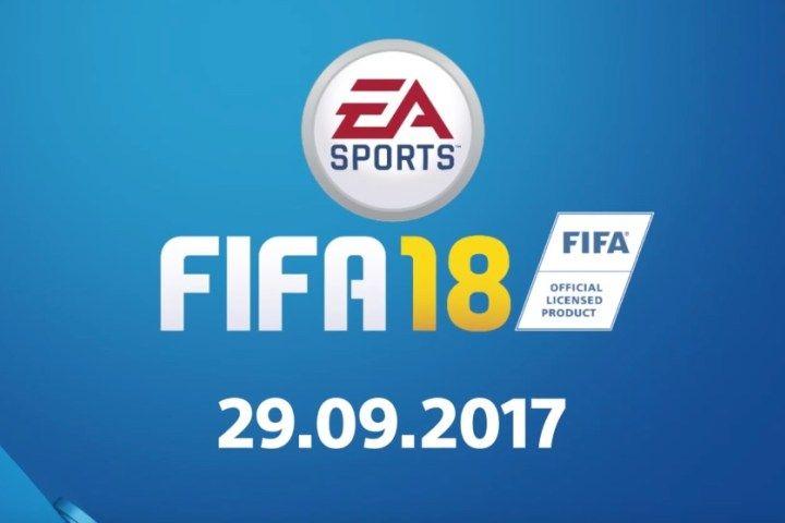 E3 2017 : FIFA 18 arrive sur toutes les plates-formes !