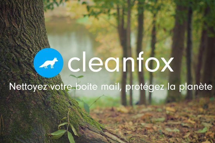 Avec CleanFox, nettoyez vos mails pour moins polluer !