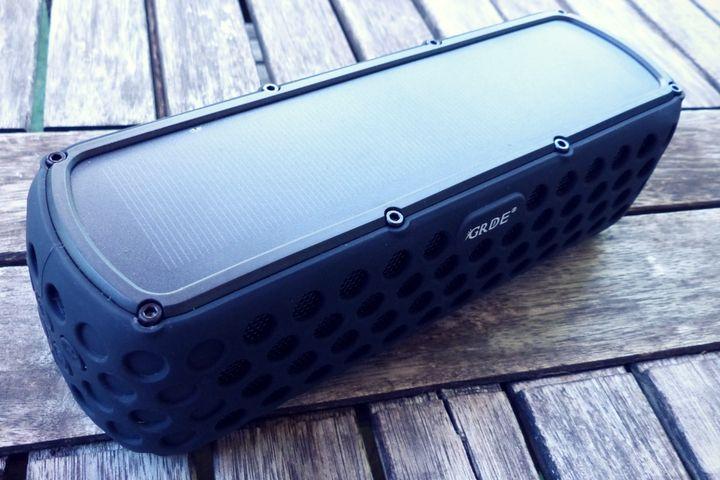 Du soleil et de la musique avec la GRDE ES-T60, quoi de mieux ?