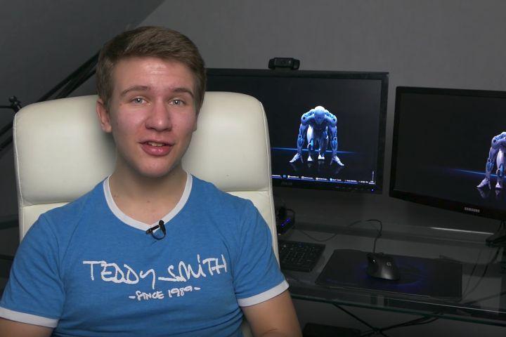 Boris Flesch, un jeune développeur et auto-entrepreneur de 17 ans