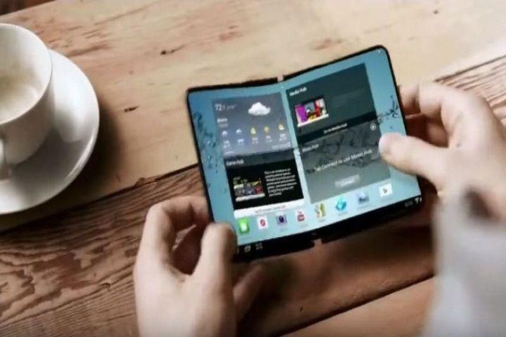 Samsung : le Galaxy Note de 2018 sera pliable !