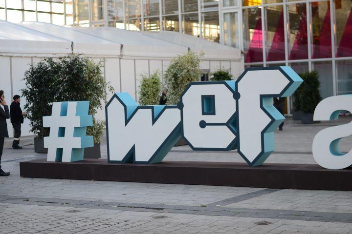 Inauguration du WEF 2017 et du StartUp Camp à Angers