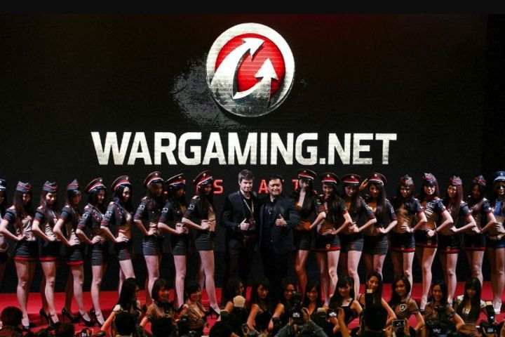 Wargaming sera présent à la Paris Games Week 2017