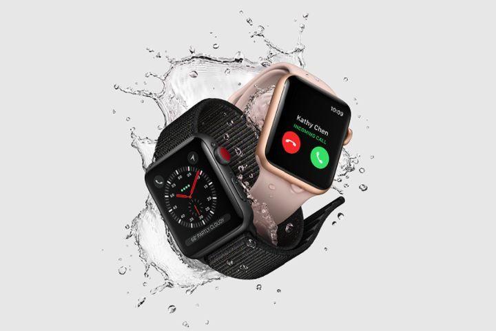 Connexion cellulaire de l'Apple Watch Series 3 bloquée en Chine