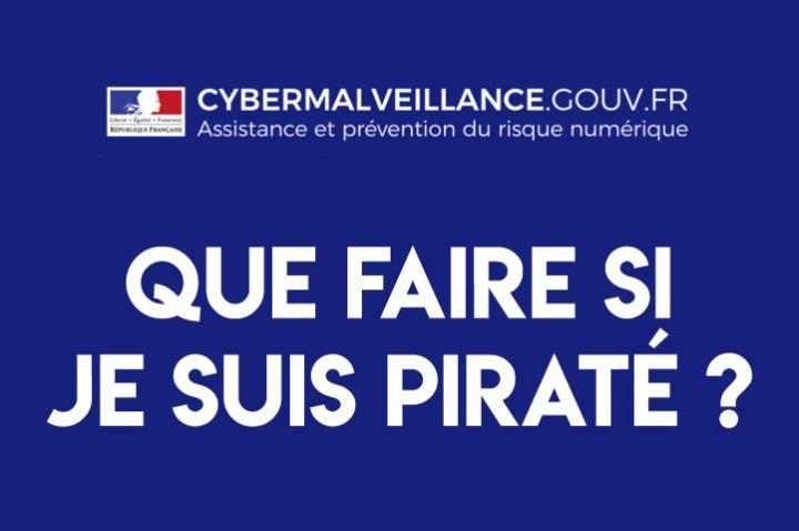 Que faire si vous avez été piraté? Le gouvernement réagit !