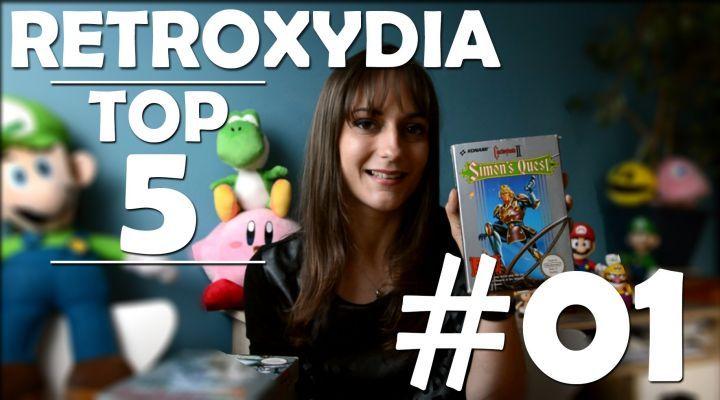 RetrOxydia : les jeux vidéo, une passion !