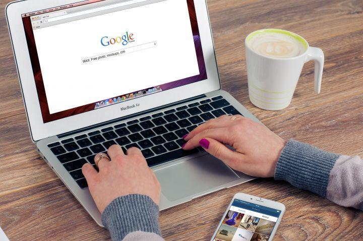 google chrome moteur recherches resultats précis précision