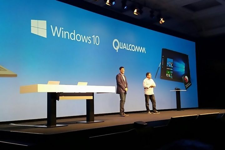 Windows 10 : les processeurs ARM Snapdragon 835 arrivent !