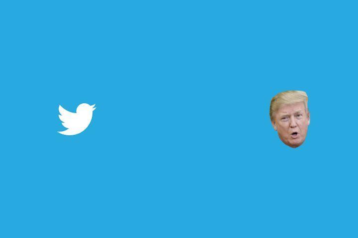 Le compte twitter de Donal Trump désactivé par un employé
