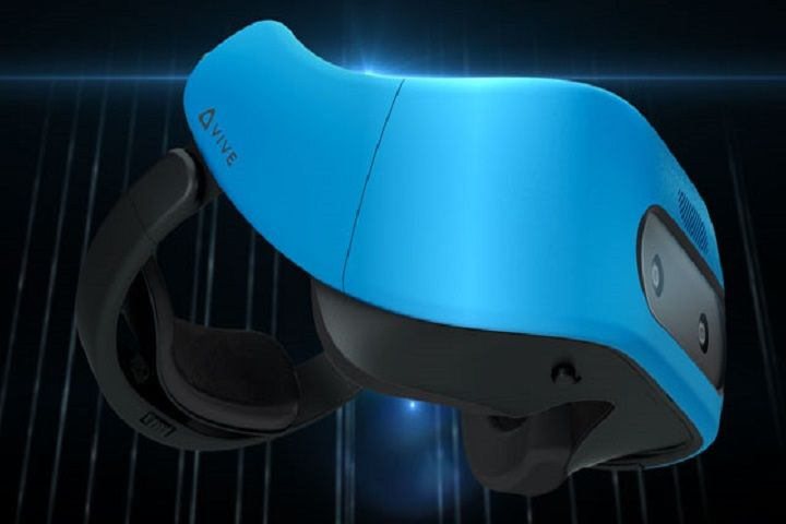 HTC Vive Focus : le nouveau casque de réalité virtuelle autonome
