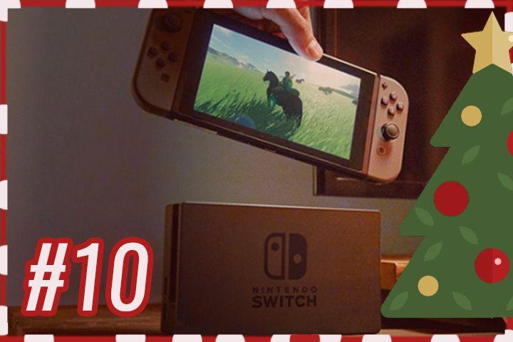 #RotekAdvent : La console polyvalente, La Nintendo Switch