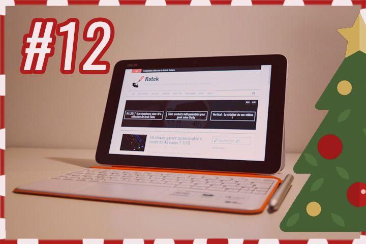 RotekAdvent: Le compromis entre tablette et ordinateur, l' Asus Transformer Mini