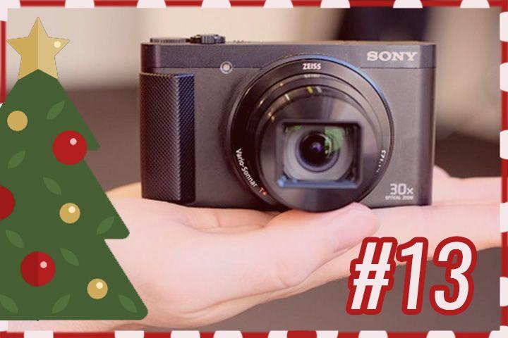 #RotekAdvent: Sony DSC-HX90 La caméra compact et performante
