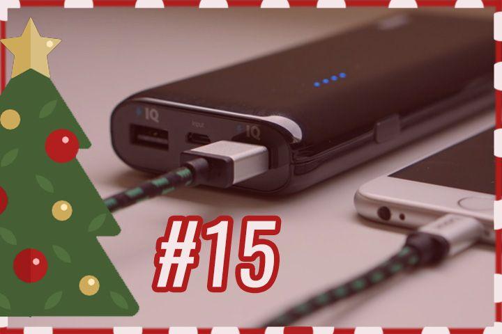 #RotekAdvent: Simple, Basique, mais utiles les batteries Externes