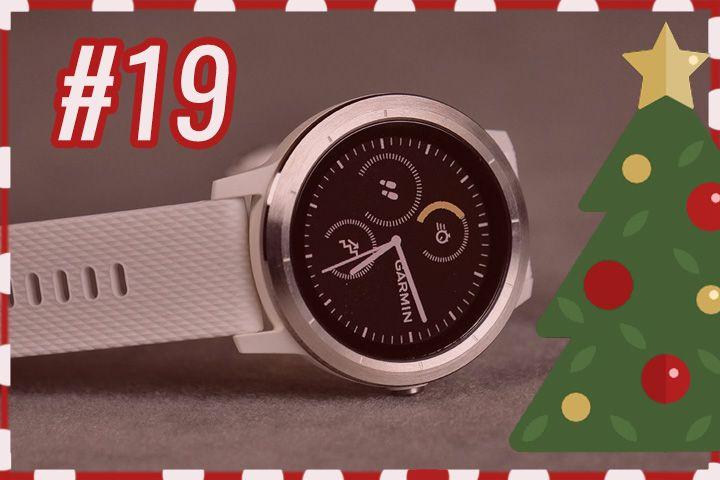 #RotekAdvent : Une montre pour les Sportifs, la Garmin VivoActive 3