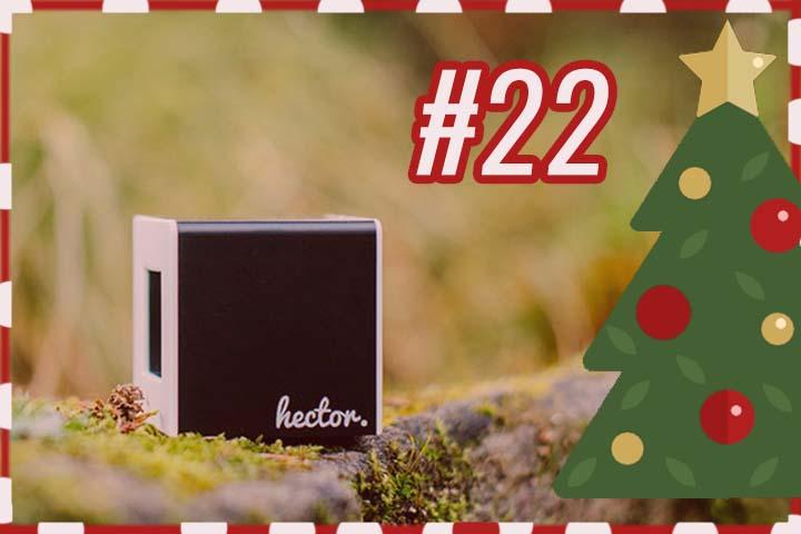 #RotekAdvent : Hector, le petit cube météo