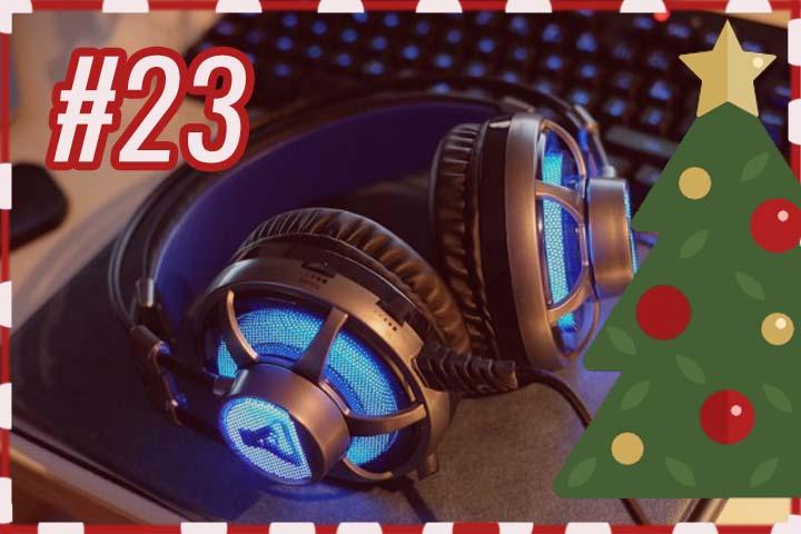 #RotekAdvent : Un bon casque gamer, le Korp Selenium