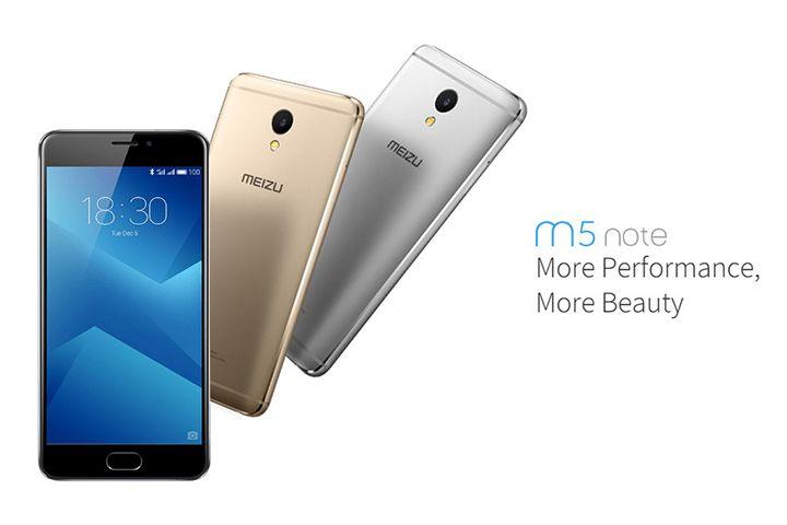 Meizu M5 Note : le rapport qualité/prix qui déchire