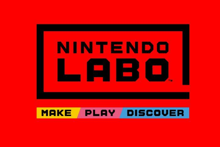 Nintendo Labo :  l'union du jeu-vidéo et de la construction