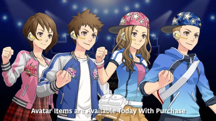 4 nouveaux avatars Pokkén tournament DX