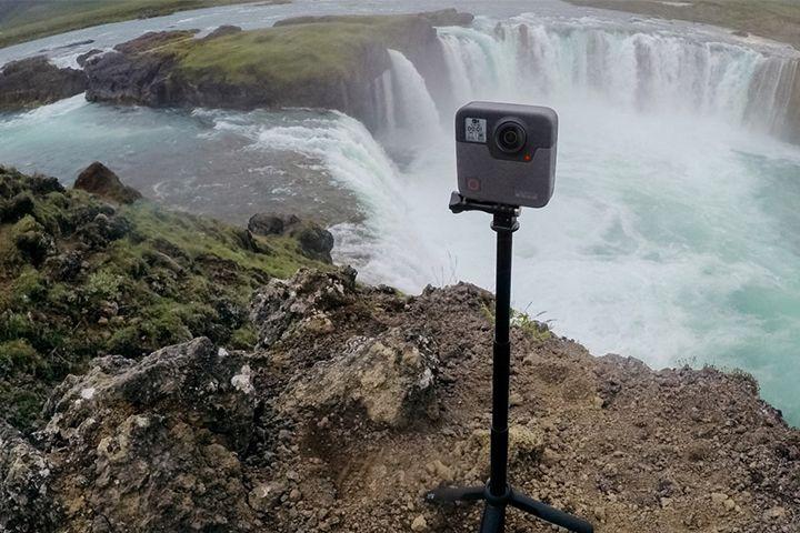 GoPro Fusion : la nouvelle caméra 360° de chez GoPro