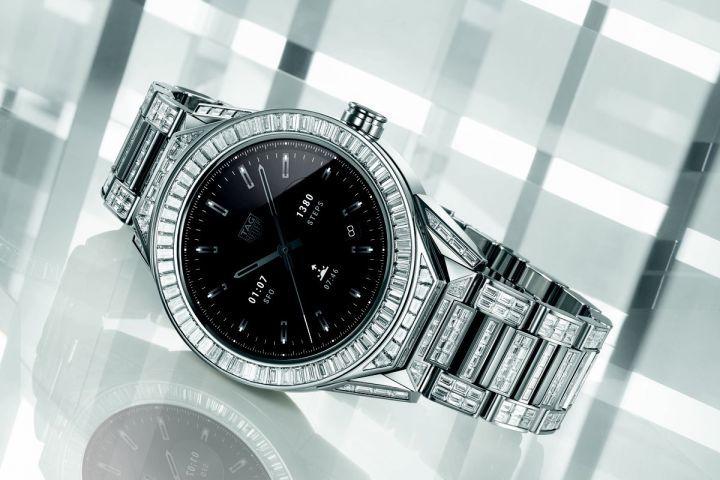 Une nouvelle montre connectée Tag Heuer à 161 000 euros !