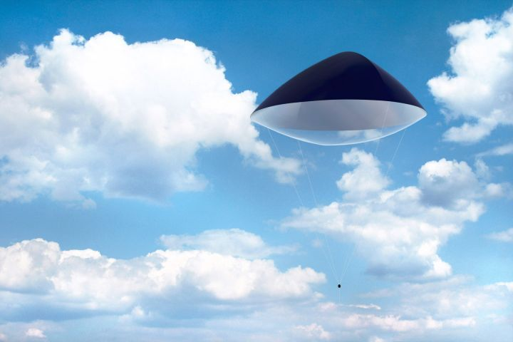 Zéphyr Solar projette de lancer des ballons photovoltaïques