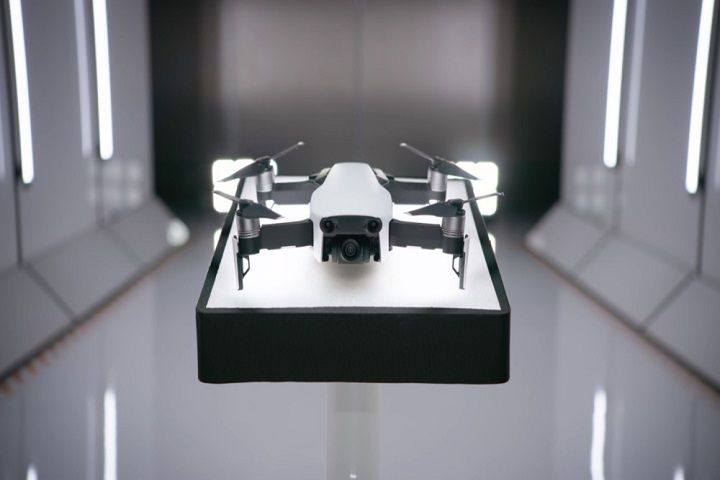 DJI : Mavic Air, un drone avec caméra 4K compact