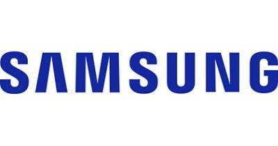 logo samsung écran pliable