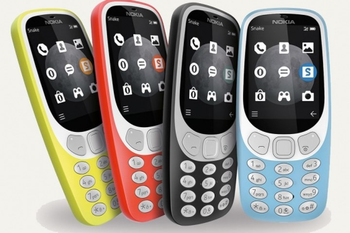 Le «Nokia 3310 4G», quand Nokia surfe sur la nostalgie