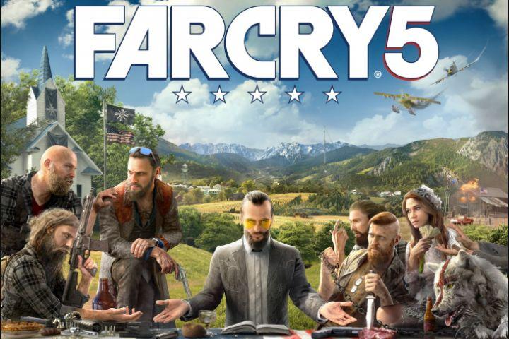Ce que nous savons de Far Cry 5