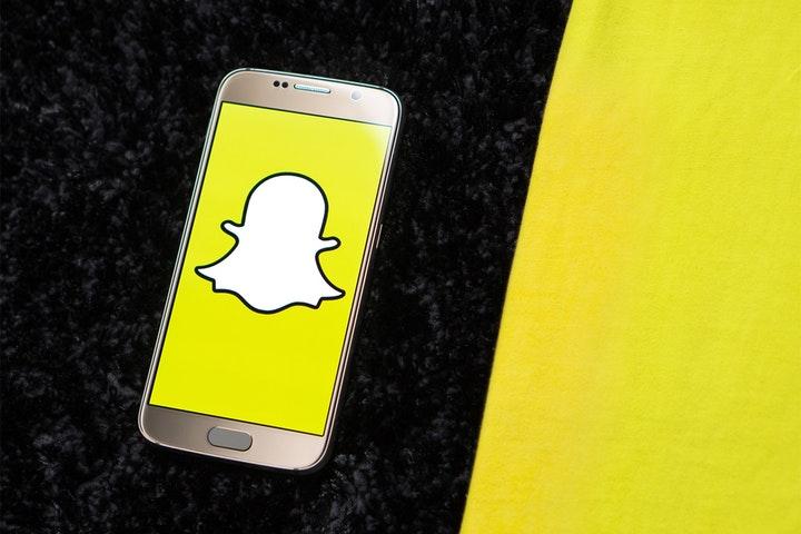 Snapchat : la mise à jour qui fait parler d'elle