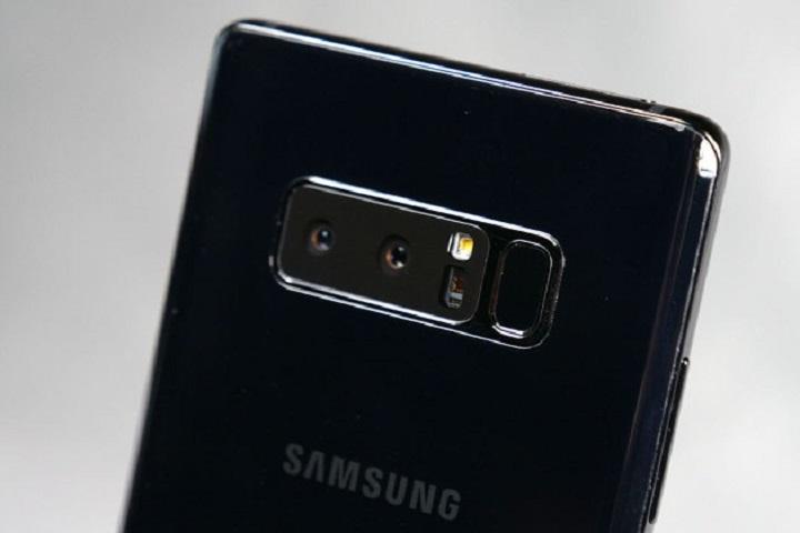 Samsung Galaxy Note 9 : le capteur d'empreintes digitales sous l'écran abandonné ?