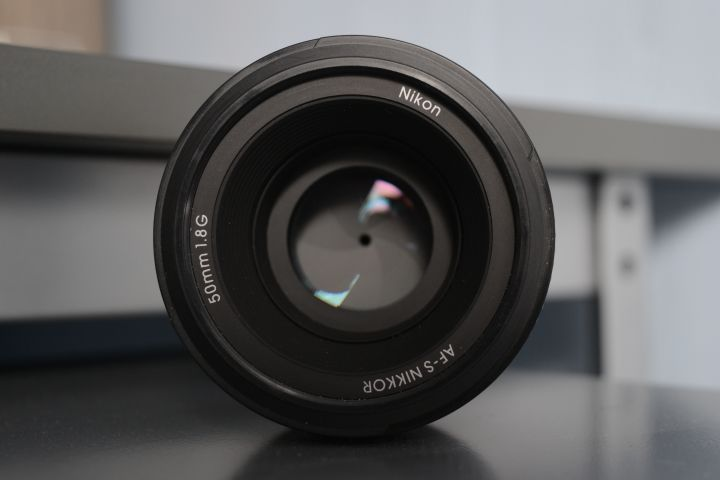 Le 50mm f/1.8, pourquoi il vous le faut