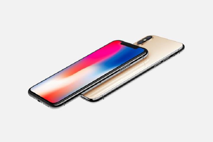 Un iPhone X couleur or pour bientôt ?