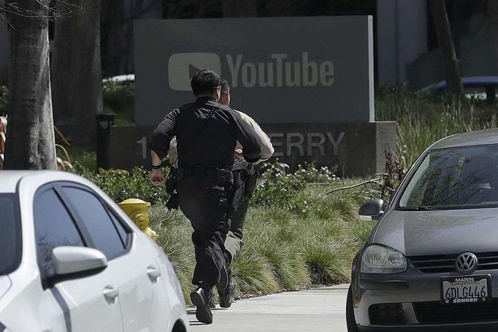 Fusillade au siège de YouTube, une femme blesse trois personnes et se suicide