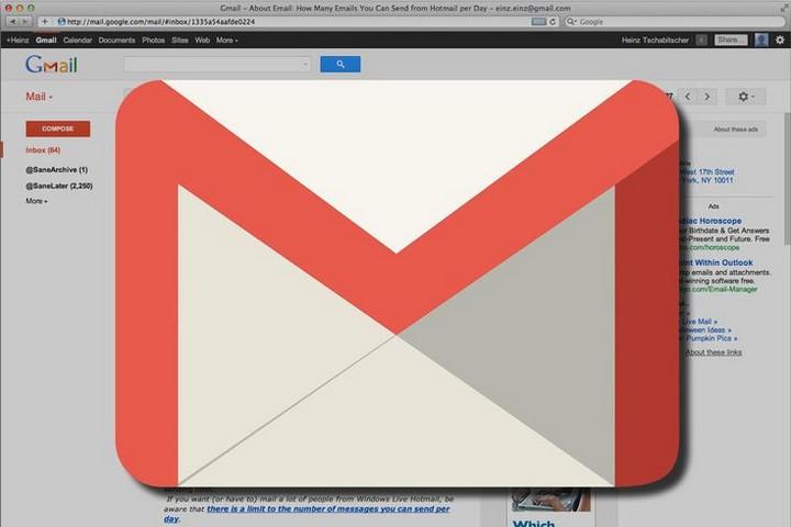Votre identifiant Gmail à 1€ seulement sur le dark web !