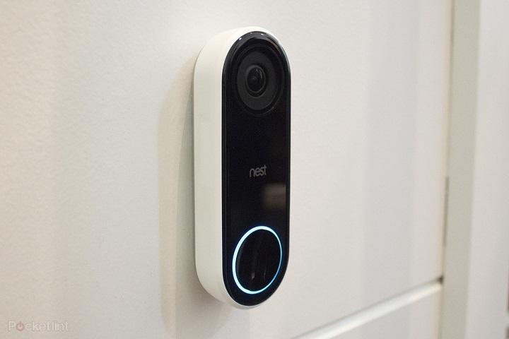 Nest Hello L Interphone Connecté Arrive Très Bientôt En France Rotek